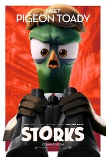 Cegonhas - A História que Não te Contaram - Poster / Capa / Cartaz - Oficial 8