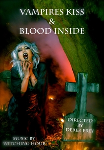 Vampires Kiss & Blood Inside - Poster / Capa / Cartaz - Oficial 1
