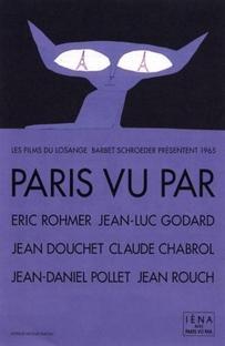 Paris visto por... - Poster / Capa / Cartaz - Oficial 1