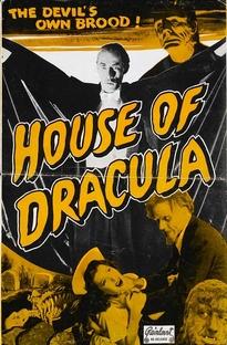 A Casa de Dracula - Poster / Capa / Cartaz - Oficial 4