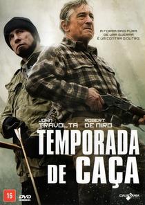 Temporada de Caça - Poster / Capa / Cartaz - Oficial 7
