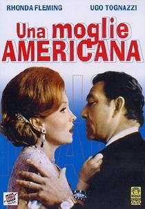 Uma Esposa Americana - Poster / Capa / Cartaz - Oficial 1