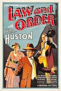 Lei e Ordem - Poster / Capa / Cartaz - Oficial 2
