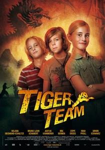 Equipe Tigre - Poster / Capa / Cartaz - Oficial 1