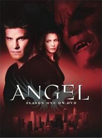 Angel: O Caça-Vampiros (1ª Temporada) - Poster / Capa / Cartaz - Oficial 1