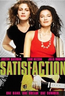 Satisfaction - No Amor e no Rock - Poster / Capa / Cartaz - Oficial 1