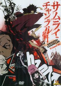 Samurai Champloo - Poster / Capa / Cartaz - Oficial 4