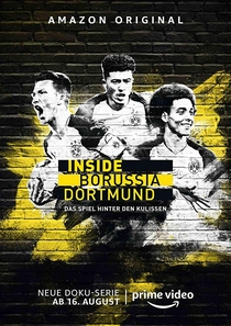 Inside Borussia Dortmund - Poster / Capa / Cartaz - Oficial 1