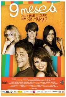 9 Meses - Poster / Capa / Cartaz - Oficial 1