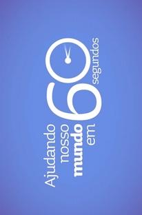 ajudando nosso mundo em 60 segundos - Poster / Capa / Cartaz - Oficial 1