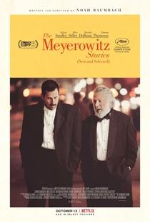 Os Meyerowitz: Família Não se Escolhe (Histórias Novas e Selecionadas) - Poster / Capa / Cartaz - Oficial 2