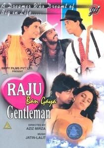 Raju Ban Gaya Gentleman - Poster / Capa / Cartaz - Oficial 1