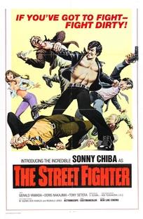 Street Fighter - O Original - Poster / Capa / Cartaz - Oficial 1