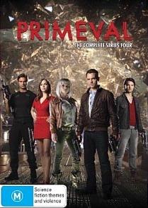 Primeval (4ª Temporada) - Poster / Capa / Cartaz - Oficial 1