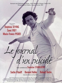 Diário de um Suicida - Poster / Capa / Cartaz - Oficial 1