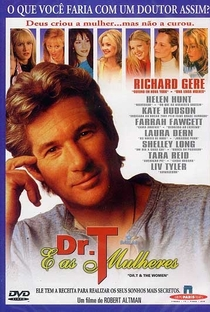 Dr. T e as Mulheres - Poster / Capa / Cartaz - Oficial 3