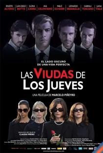 As Viúvas das Quintas-feiras - Poster / Capa / Cartaz - Oficial 1
