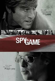 Jogo de Espiões - Poster / Capa / Cartaz - Oficial 1