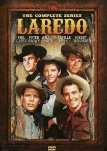 Laredo - Poster / Capa / Cartaz - Oficial 3