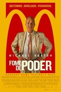 Fome de Poder - Poster / Capa / Cartaz - Oficial 4