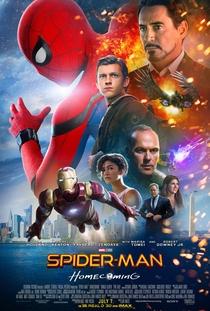Homem-Aranha: De Volta ao Lar - Poster / Capa / Cartaz - Oficial 8