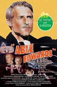 Able Edwards - Poster / Capa / Cartaz - Oficial 1