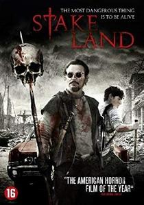 Stake Land - Anoitecer Violento - Poster / Capa / Cartaz - Oficial 3