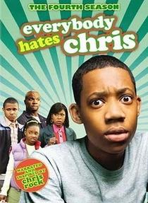 Todo Mundo Odeia o Chris (4ª Temporada) - Poster / Capa / Cartaz - Oficial 1