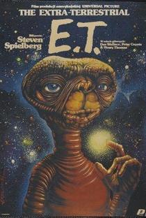 E.T.: O Extraterrestre - Poster / Capa / Cartaz - Oficial 7