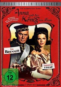 Anna e o Rei do Sião - Poster / Capa / Cartaz - Oficial 1