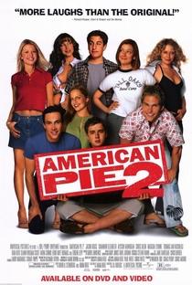 American Pie 2: A Segunda Vez é Ainda Melhor - Poster / Capa / Cartaz - Oficial 5