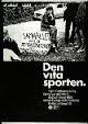 Den vita sporten - Poster / Capa / Cartaz - Oficial 1