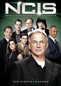 NCIS: Investigações Criminais (8ª Temporada) - Poster / Capa / Cartaz - Oficial 1