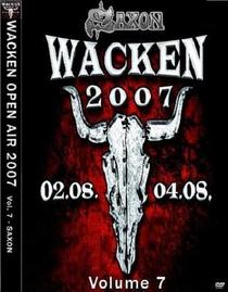 Saxon [DVD Wacken 2007] - Poster / Capa / Cartaz - Oficial 2