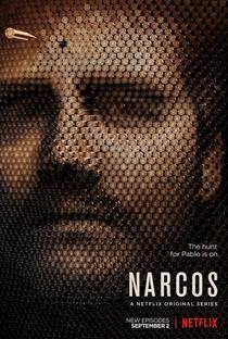 Narcos (2ª Temporada) - Poster / Capa / Cartaz - Oficial 1
