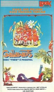 Gallavants - Onde Tudo é Possível - Poster / Capa / Cartaz - Oficial 1