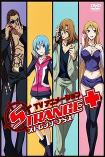 Strange+ (1ª Temporada) - Poster / Capa / Cartaz - Oficial 1