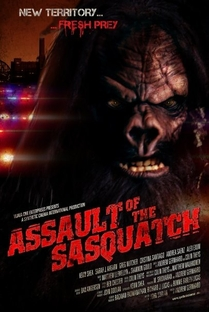 Assault of the Sasquatch - Poster / Capa / Cartaz - Oficial 1