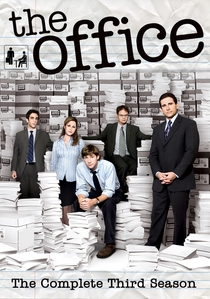 The Office (3ª Temporada) - Poster / Capa / Cartaz - Oficial 2
