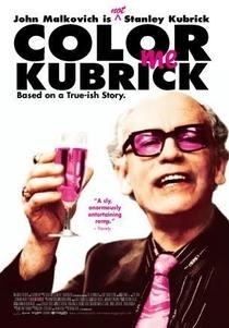 Totalmente Kubrick - Poster / Capa / Cartaz - Oficial 1