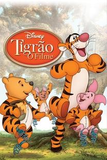 Tigrão - O Filme - Poster / Capa / Cartaz - Oficial 4