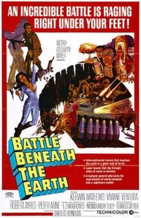 Batalha Debaixo da Terra - Poster / Capa / Cartaz - Oficial 2