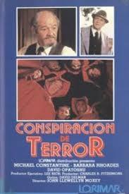 Conspiração do Terror - Poster / Capa / Cartaz - Oficial 1