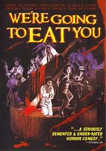 Nós Vamos Te Comer - Poster / Capa / Cartaz - Oficial 2