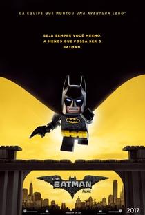 LEGO Batman: O Filme - Poster / Capa / Cartaz - Oficial 2