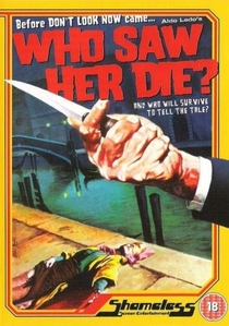 Who Saw Her Die? - Poster / Capa / Cartaz - Oficial 3