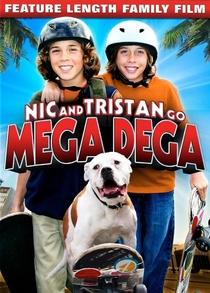 Nic e Tristan em Mega Dega - Poster / Capa / Cartaz - Oficial 1