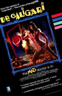 Dr. Caligari - Poster / Capa / Cartaz - Oficial 1