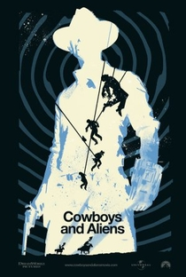 Cowboys & Aliens - Poster / Capa / Cartaz - Oficial 4
