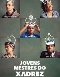 Jovens Mestres do Xadrez - Poster / Capa / Cartaz - Oficial 1
